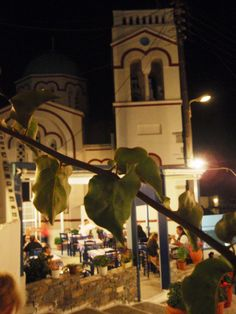 Lagkada, Amorgos Island