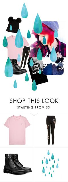 """Someone talk to me..i-I'm not that lame"" by nefelibata-anons ❤ liked on Polyvore featuring Polo Ralph Lauren, Topshop, men's fashion and menswear"