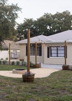 Patio Diy, Backyard Patio, Backyard Landscaping, Backyard Ideas, Patio Ideas, Landscaping Ideas, Backyard Seating, Patio Design, Garden Design