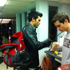 Hoechlin & O'Brien.