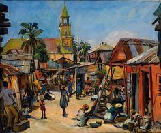 African American Artist, American Artists, African Art, Museum Of Fine Arts, Art Museum, Casual Art, Little Paris, Harlem Renaissance, High Art