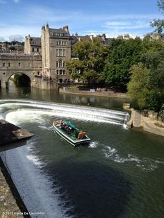 Beautiful city of Bath....enjoying the view while eating a chocolate ice cream! One of my fave pics from the trip!!