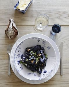 royal copenhagen blue elements | Royal Copenhagen Launches Blue Elements Porcelain