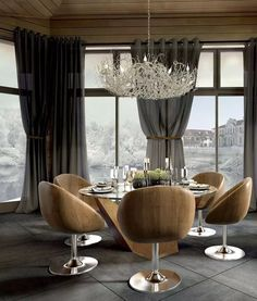 Alluring dining room wall decor ideas 01 00027 — dreamalittlemore.com