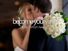 Become your wife