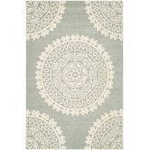 Found it at Wayfair - Goldwell Gray Area Rug