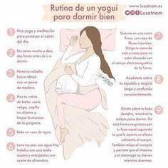 Dormir bien, un hábito para estar saludable