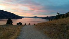 Knox Mountain, Kelowna, BC Photo credit: L. My Town, British Columbia, Photo Credit, Beautiful Homes, Earth, Christian, Mountains, Places, Travel