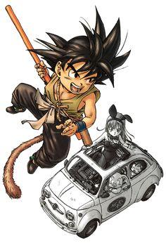 Dragon Ball Kanzenban Volume #01 - Poster