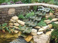 Helena 400 Flowform Cascade Water Feature