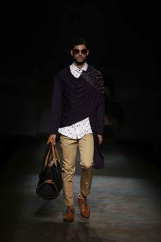 Shantanu & Nikhil Autumn Winter 2013 at Wills Lifestyle India Fashion Week Delhi