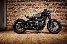 Bobber Chopper, Custom Motorcycles, Old School, Bike, Cars, Vehicles, Beautiful, Motorbikes, Autos