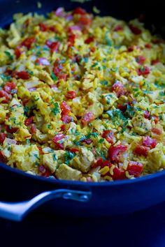 One-Pot Arroz Con Pollo {Chicken and Rice}