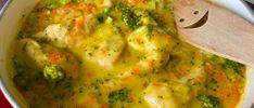 Fileciki z kurczaka w sosie serowo-brokulowym - Blog z apetytem Guacamole, Mexican, Blog, Meat, Ethnic Recipes, Beef, Blogging, Mexicans