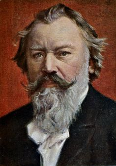 Johannes Brahms [1833, Hamburg, Germany - 1897, Vienna, Austria] *Romantic Era*