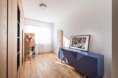 Veľkoplošný byt Grunty, Rezidencia Grunty, Bratislava   RULES architekti
