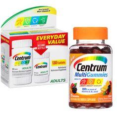 En Walgreens puedes conseguir una variedad en las vitaminas Centrum en especial este mes a $6.99. Compra (1) y utiliza (1) cupón de $4.00 y ..