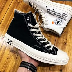 4f3da44a564f New OFF-WHITE x Converse Chuck Taylor 2.0 Detail Look White Chucks