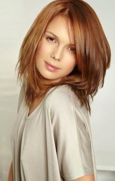 Каскад стрижка без челки - http://popricheskam.ru/80-kaskad-strizhka-bez-chelki.html. #прически #стрижки #тренды2017 #мода #волосы