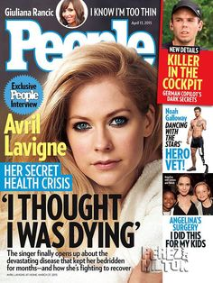 Avril Lavigne Has Been MIA For Months & It's Not Because She Was Secretly In Rehab — The Singer Was Diagnosed With Lyme Disease!