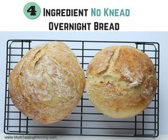 about Bread, Buns and Scones on Pinterest | Breads, No knead bread ...