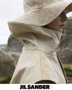 Jil Sander Looks to the Great Outdoors With New Jil Sander+ Line: Launching with a Mackintosh collaboration and a new denim collection. Jil Sander, Fashion Tips For Women, Womens Fashion, Ladies Fashion, Fashion News, Fashion Trends, 80s Fashion, Style Fashion, Editorial Fashion