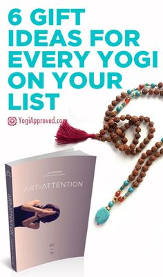 6 Holiday Gift Ideas For Every Yogi On Your List - YogiApproved.com