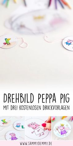 fabric crafts for teens Basteln mit Kindern Sommer - fabriccrafts Diy For Teens, Crafts For Teens, Diy For Kids, Peppa Pig Pinata, Pig Crafts, Wood Crafts, Wine Cork Crafts, Pig Birthday, Upcycled Crafts