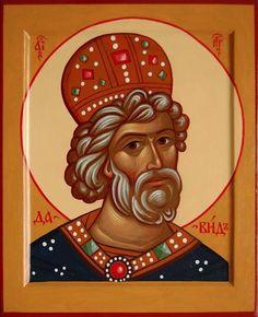 Holy Prophet King St. David