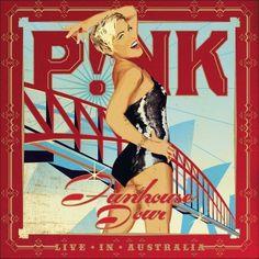 P!nk - Funhouse Tour: Live In Australia (Clean) (CD)