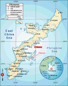 Us Military Bases Okinawa Japan Map - Us military bases in okinawa map