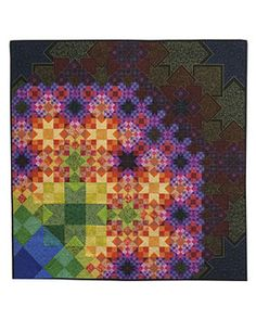 Additional Images of Nine Patch by Linda Baxter Lasco - ConnectingThreads.com