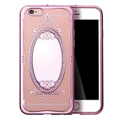 iPhone 6S Plus Case,iPhone 6 Plus Case,GIZEE Glass Mirror... https://www.amazon.com/dp/B01LNTUSOO/ref=cm_sw_r_pi_dp_x_484ZxbSQS7PZ8