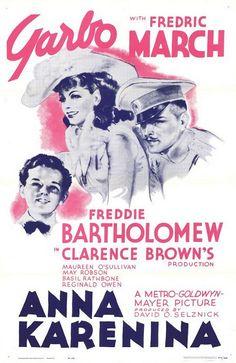 Anna Karenina (1935)   *****