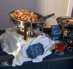 Mac Cheese BBQ And Sweet Tea You Cant Go Wrong With A Southern Comfort Wedding Reception Menu