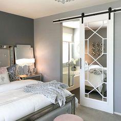 Bedroom Design: Turn Your Master Bedroom into a Relaxing Haven! Closet Bedroom, Dream Bedroom, Home Bedroom, Bedroom Decor, Basement Master Bedroom, Master Bedrooms, Bedroom Ideas, Magical Bedroom, Master Bedroom Bathroom