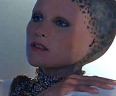 """Tenctonese woman from """"Alien Nation"""" named Cassandra Sci Fi Tv Series, Alien Concept, Book Tv, Historical Pictures, Science Fiction, Movie Tv, Tv Shows, Creatures, Actors"""