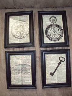 These would have a place of honor in my living room!