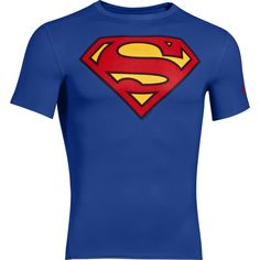 bb856fa6778e Under Armour Alter Ego Compression Top Superman Compression Tops