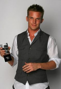 Cam Gigandet - my favorite! What makes this selection of guys sexy besides hot looks is that they are not homophobes.