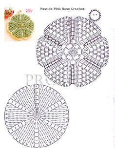 Pega+Panelas+Croche+Motivo+Flor+Verde+Crochet+Flower+Pot+Holders+Gráfico.png (497×650)