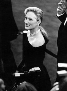 At the Oscars ~ 1989