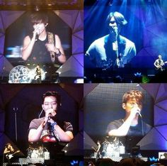 CNBLUE Can't Stop live in Shanghai