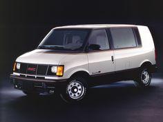 1990–94 GMC Safari GT
