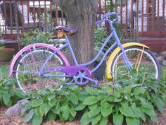 Rainbow Bike ~ This Is My Favorite ~ LoVe