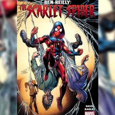 What the fuck is this nonsense?? #BenReilly is THE VILLAIN of #TheCloneConspiracy! Now he's going back to being a hero with his own title? What the fuck #Marvel? Do you even know how to direct a story? And I'm actually (surprisingly) enjoying #CloneConspiracy a lot! I LIKE the #SpiderClone as the bad guy! I just don't see how this is going to make a damn lick of sense in the context of the story. The only thing it has going for it is the creative team of #PeterDavid and #MarkBagley…