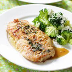 Eat Good 4 Life: parsley and garlic   chicken