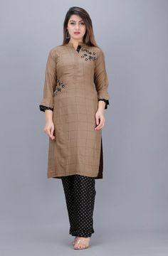 Sleeves Designs For Dresses, Sleeve Designs, Pakistani Salwar Kameez, Kurti, Cute Krishna, Black Characters, Indian Fashion Dresses, Fashion Prints, Frocks