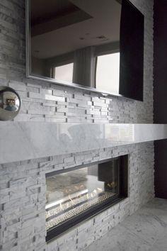Study Detail - Modern - Living room - Images by Threshold Goods Design, LLC. | Wayfair