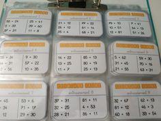 CE2/CM1 • Mathématiques • Ceintures de calcul posé ~ Cycle 3, Math Addition, Fractions, Education, Sport, Crayons, School, Beauty, Names